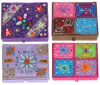 Jewellery Boxes - Mix Sets  (Pack Size 20) - (50% OFF)