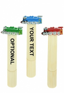 5007-TR : Steam Train Bookmarks (Pack Size 36) Price Breaks Available